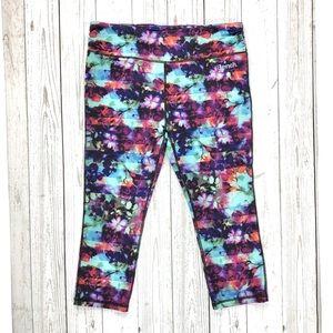 Bench multicolour cropped leggings